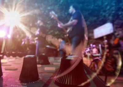 La música y el Corral