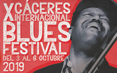 Cáceres Blues Festival 2019
